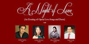 Arthur Espiritu in 'A Night of Love' at Ayala Museum