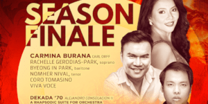 Manila Symphony Orchestra Season Finale