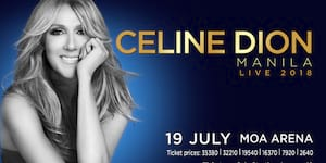 Celine Dion Announces Live 2018 Tour to Play in Manila