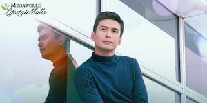Valentines Comes Early to Southwoods Mall As Christian Bautista Performs Live