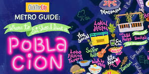 The Hungry Guide: Poblacion in Makati City