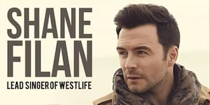 Shane Filan to visit The Philippines for Love Always Album Showcase