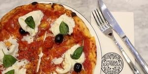 FIRST LOOK: British Pizza Chain 'PizzaExpress' Opens in Uptown Mall January 31