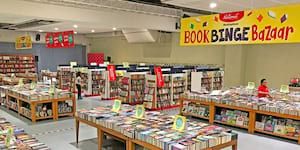 National Book Store's Book Binge Bazaar is Every Bookworm's Dream Come True!