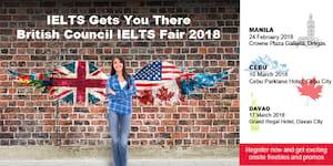 British Council IELTS Fair 2018
