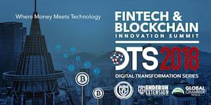 Fintech & Blockchain Innovation Summit 2018
