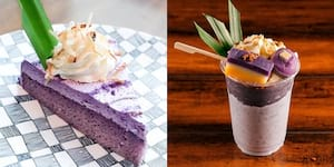 Sweet Purple Love: 8 Places in Manila To Visit for Your Ube Dessert Cravings