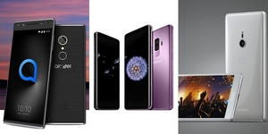 Mobile World Congress 2018: Asus ZenFone 5, Samsung Galaxy S9 and more new smartphones