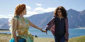 Novel A Wrinkle in Time Now a Big Screen Epic Adventure