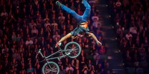 """More Extreme Sports Action Revs Up All-New Season of """"Nitro Circus Live: World Tour"""" on AXN this March"""