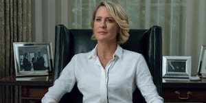 Robin Wright is at the helm when 'House of Cards' returns for its sixth and final season in Q3 2018