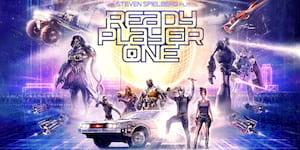 Ready Player One Unveils '80s-Inspired New Poster