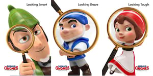 Take Your First Look at Sherlock Gnomes Character Posters
