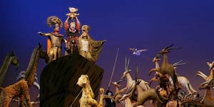 The Lion King Opens This Weekend