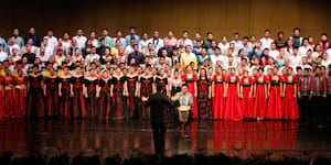 CCP Holds Choral Workshop This Summer