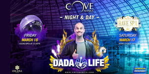 Go Bananas for a Back-to-Back Night and Day Party with Dada Life at Cove Manila