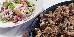 Eat of the Week: All the Sisig at Mila's Tokwa't Baboy in Angeles City, Pampanga