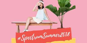 Spectrum Fair Manila @ Shangri-la Plaza Mall
