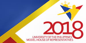 2018 UP Model House of Representatives
