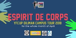 Esprit de Corps: YFC UP Diliman Campus Tour 2018