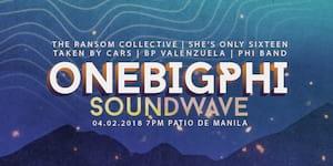 One Big Phi: Soundwave