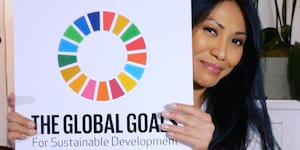 Award-Winning Musical Artist Anggun Named Global Judge in SPTN's Picture This Festival for the Planet Short Film Competition
