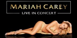 Mariah Carey Coming to Manila on October 26