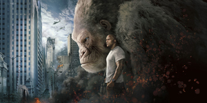 Sci-fi Monster Film 'Rampage' Opens in PH Cinemas Today!