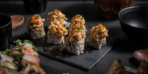 Now Open: Ooma Sushi Bar in Salcedo Village, Makati