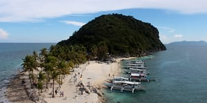 Wish We Were Here: Island Hopping at Islas De Gigantes