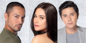 Kasal: ABS-CBN Films – Star Cinema's opening salvo for its 25th anniversary bring together Derek, Paulo, and Bea