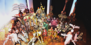 The Lion King International Tour Celebrates 50th Show With Backstage Tours for Select Audience