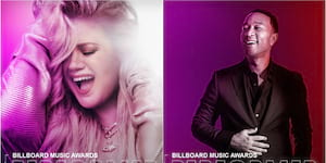 Kelly Clarkson and John Legend to Perform at the 2018 Billboard Music Awards on Blue Ant Entertainment