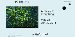 JC Jacinto: A Crack in Everything