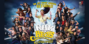 Rak of Aegis: The Hit Pinoy Musical Returns