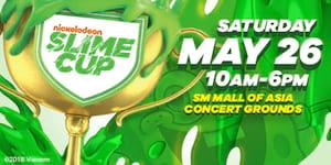 Nickelodeon Slime Cup 2018