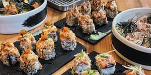 Rice to the Occasion and Eat These 8 Dishes Exclusive to Ooma Sushi Bar in Salcedo Village, Makati