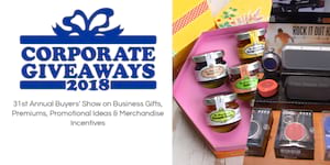 Corporate Giveaways Gears Up for its 31st Buyers' Show in June