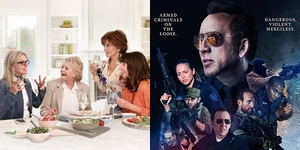New Movies This Week: Book Club, 211 and more!