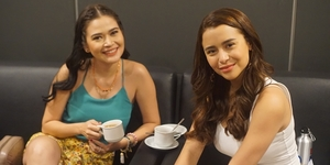 INTERVIEW: Bela Padilla and Yassi Pressman on their ultimate style icon, artists they're currently listening to and more!