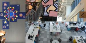 IN PHOTOS: A Sneak Peek at Facebook Philippines' New Office in Bonifacio Global City