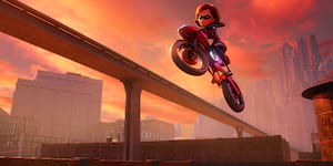 Elastigirl Takes the Lead in Disney-Pixar's Incredibles 2