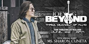 Joey G - Beyond: Three Decades of Music