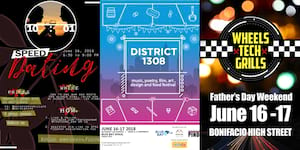 Weekender Guide: June 15, 16, and 17, and 2018