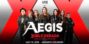 AEGIS 2OBLE Dekada: Ang Soundtrack Ng Buhay Mo