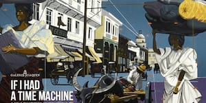 If I Had A Time Machine: A Solo Exhibition Works by Benjie Mallari