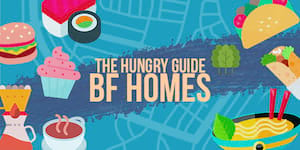 The Hungry Guide: BF Homes, Parañaque