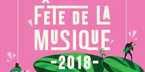 More music on Fête de la Musique 2018's second weekend