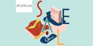 The Podium 3 Day Sale