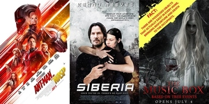 New Movies This Week: Ant-Man and the Wasp, Siberia and more!